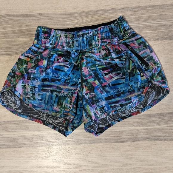 2018 Seawheeze Tracker Shorts   Size 6